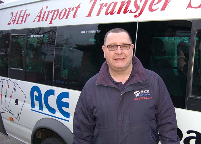 Mark Mollison - Ace Mini Coaches